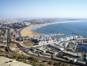 CRI de Souss-Massa-Drâa : 53 % des investissements dans le BTP