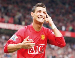 Ronaldo indisponible pendant un mois