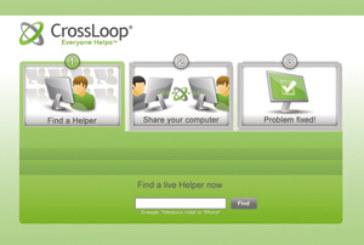 CrossLoop, le contrôle à distance facile