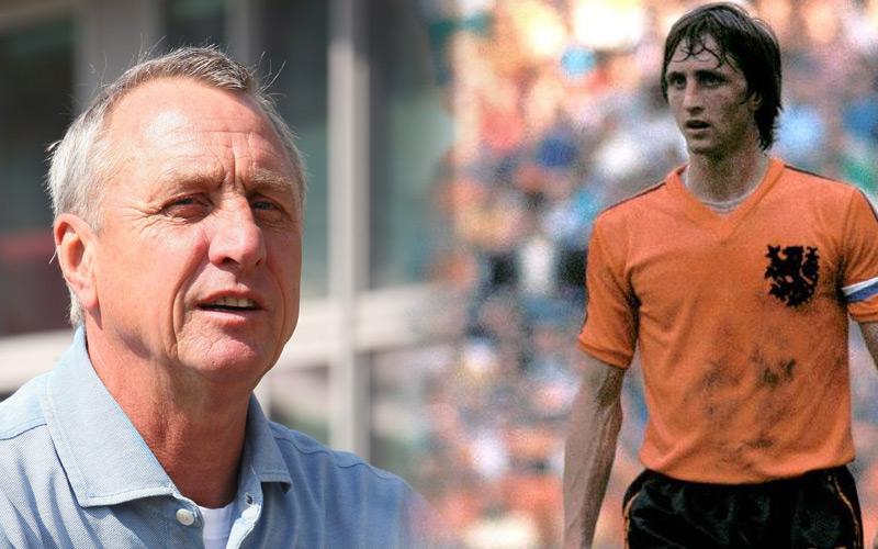 Football : Johan Cruijff serait atteint d'un cancer