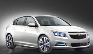 Chevrolet Cruze 5 portes : coupée à la hache ou presque