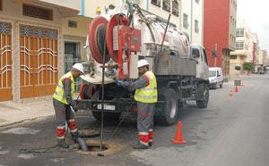 Tanger : Amendis prépare la saison hivernale