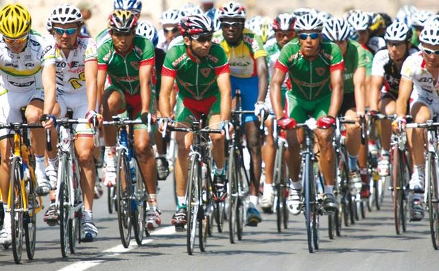 Les Championnats du Maroc de  cyclisme les 23  et 24 juin à Ifrane