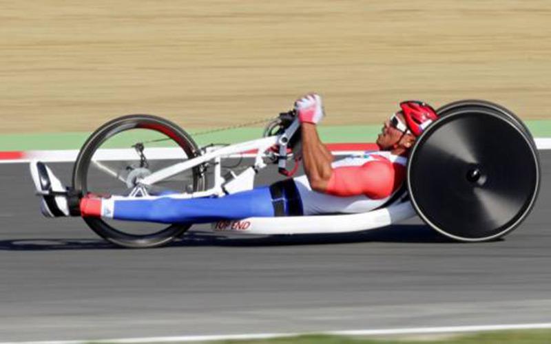Le cyclisme incertain aux Jeux Paralympiques 2020