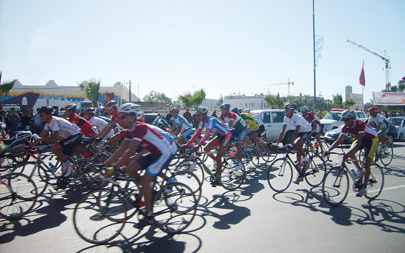 Cyclisme : Et de cinq pour le Challenge  de la Marche Verte !
