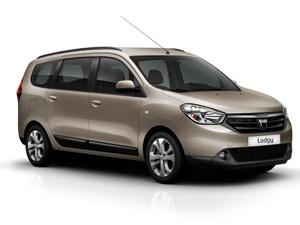Dacia Lodgy officiellement lancée en France