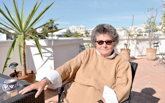 Rencontre avec Danièle Suissa à la Villa des arts de Casablanca