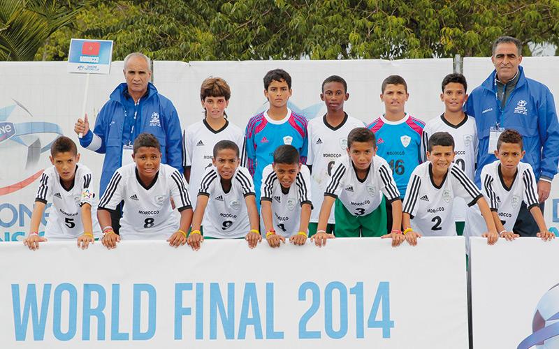 La Danone Nations Cup à Marrakech