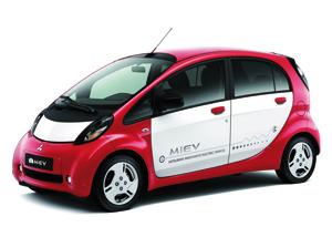 Mitsubishi i-MiEV : Mise à rude preuve