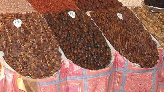 Marché des dattes : La variété Iraquia : 2,5% moins chère qu en 2011
