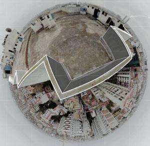 «Mapas» de David Rodriguez Gimeno à Casablanca