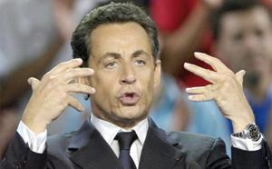 Nicolas Sarkozy et la bourse aux remaniements