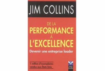 Sélection livres: «De la performance à l'excellence» de Jim Collins