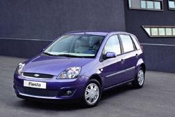 """Ford Fiesta : des """"Paupières relevées"""""""