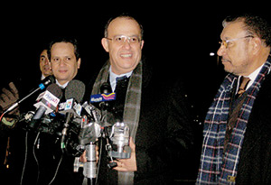 Sahara marocain : Encore un round de négociations à New York !