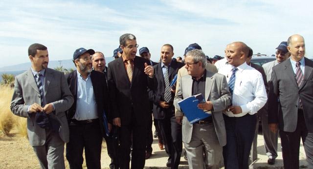Présidée par Aziz Rabbah : Une délégation de parlementaires en visite au complexe portuaire Tanger Med