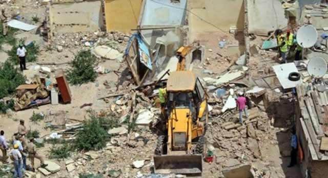 Sept éléments des forces de l'ordre blessés lors d'une opération de démolition d'habitations anarchiques à Lgara