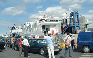 Plus de 16.000 MRE ont débarqué au port de Tanger