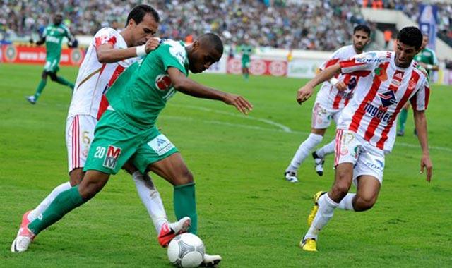 Le Raja face au WAC dans le 128e derby : Un match à grand enjeu ...