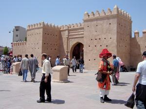 Bab Sidi Abdelwahab, un édifice faisant figure d'icône orientale