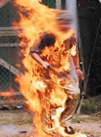 Oujda : un adolescent brûlé vif par son ami