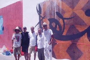Asilah : L'ancienne médina s'orne de fresques murales