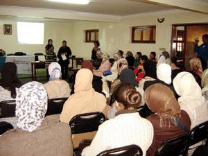 Oujda : Formation qualifiante aux NTIC