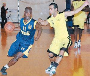Basket : début de la Coupe du Trône