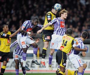 Toulouse et Guingamp qualifiés pour les demi-finales