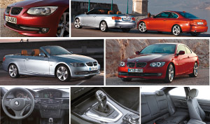 BMW Série 3 Coupé et Cabriolet : les joies d'un restylage «efficient»