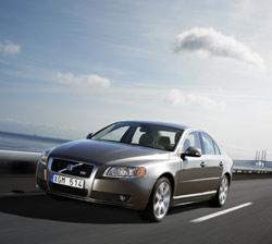 Volvo S80 : l'auto qui peut anticiper une collision