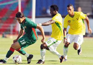 Le Maroc jouera son premier match face à la République Centrafricaine