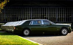 Rolls-Royce : livraison d'une commande record