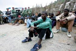 Clandestins : Des ONG contre le refoulement