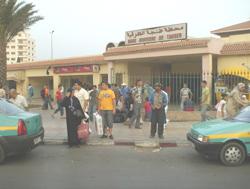 Tanger : La gare routière s'enlise dans l'anarchie