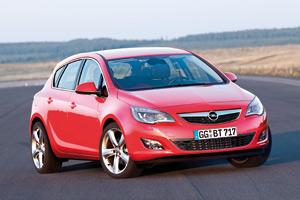 Opel Astra : oeil de rapace, coeur d'éclair