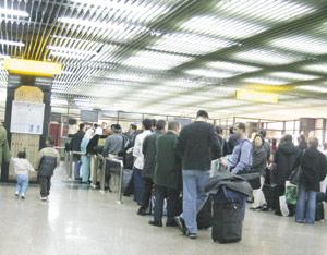 Aéroports : la sécurité renforcée
