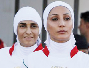 Équipe féminine de football : L'Iran conteste la décision de la FIFA