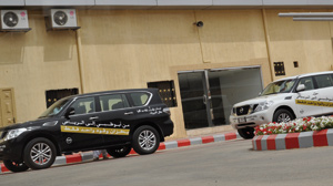 Nissan Patrol : d'Abou Dhabi à Riyad, avec un seul plein