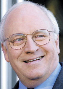 Cheney mis en accusation