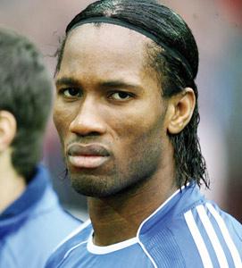 Chelsea : Drogba sauve un point et en gâche deux