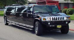 Hummer Limousine : le véhicule des puissants