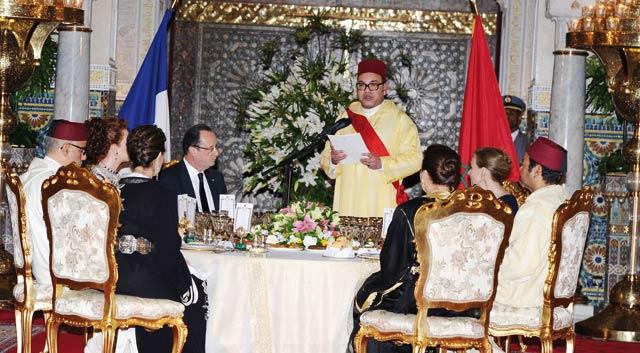 Colocalisation, confiance et réciprocité : Le Maroc  et la France  tracent «la  Méditerranée des projets»