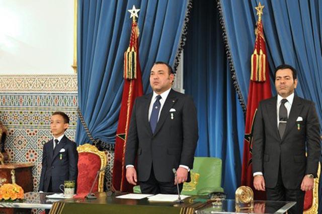 Texte intégral du discours adressé par SM le Roi à la Nation à l'occasion du 37ème anniversaire de la glorieuse Marche Verte