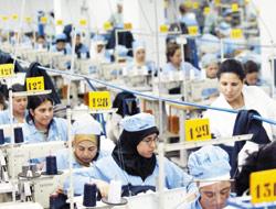 Textile : à l'assaut du marché allemand et anglais