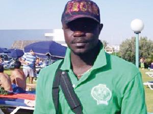 Djim N'gom : «Mon point fort, c'est d'être capable de marquer des buts»