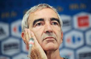 Domenech licencié pour faute grave par la FFF