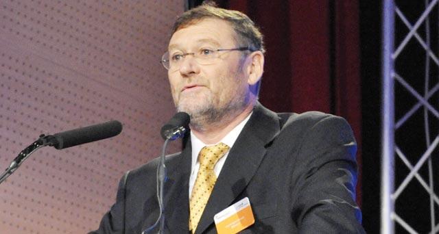 Dominique Drouet nouveau  directeur régional Holcim pour l'Afrique et le Moyen-Orient