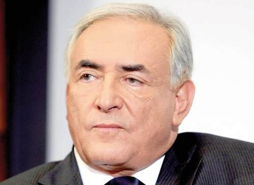 Dominique Strauss-Kahn anime une conférence vendredi à Marrakech