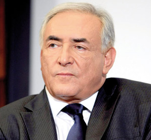 France : Dominique Strauss-Kahn, l'imam caché des socialistes